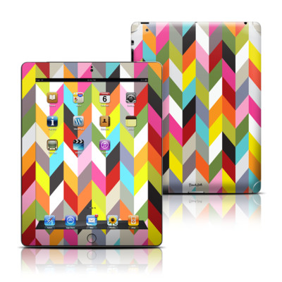 Apple iPad 3 Skin - Ziggy Condensed