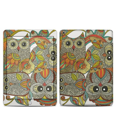 Apple iPad 5th Gen Skin - 4 owls