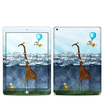 Apple iPad 5th Gen Skin - Above The Clouds