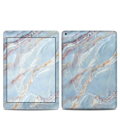 Apple iPad 5th Gen Skin - Atlantic Marble