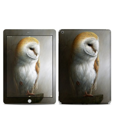 Apple iPad 5th Gen Skin - Barn Owl