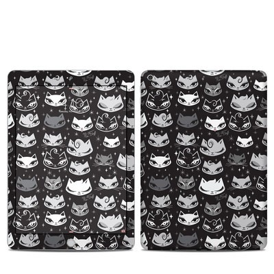 Apple iPad 5th Gen Skin - Billy Cats