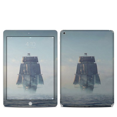 Apple iPad 5th Gen Skin - Black Sails