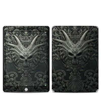 Apple iPad 5th Gen Skin - Black Book
