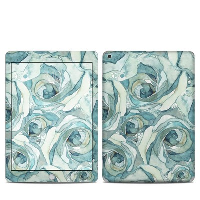 Apple iPad 5th Gen Skin - Bloom Beautiful Rose