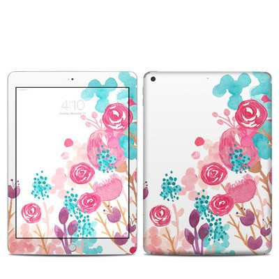 Apple iPad 5th Gen Skin - Blush Blossoms