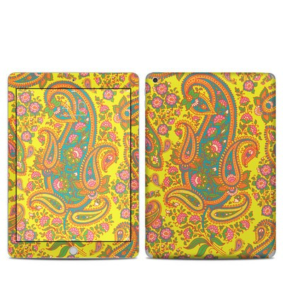 Apple iPad 5th Gen Skin - Bombay Chartreuse