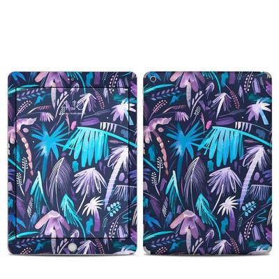 Apple iPad 5th Gen Skin - Brushstroke Palms