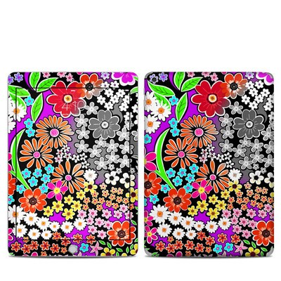 Apple iPad 5th Gen Skin - A Burst of Color
