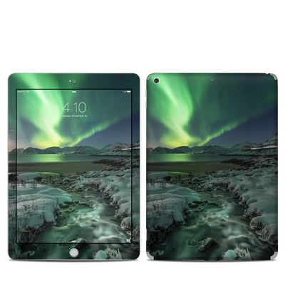 Apple iPad 5th Gen Skin - Chasing Lights