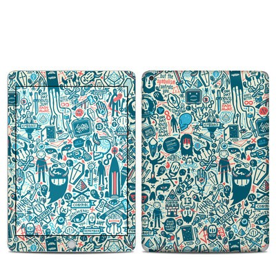 Apple iPad 5th Gen Skin - Committee