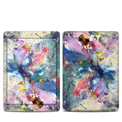 Apple iPad 5th Gen Skin - Cosmic Flower