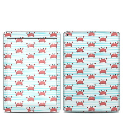 Apple iPad 5th Gen Skin - Crabby