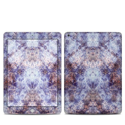 Apple iPad 5th Gen Skin - Batik Crackle
