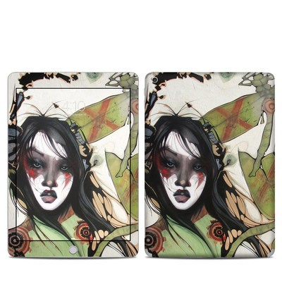 Apple iPad 5th Gen Skin - Cyborg