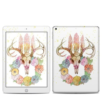Apple iPad 5th Gen Skin - Deer Skull