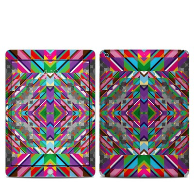 Apple iPad 5th Gen Skin - Derailed