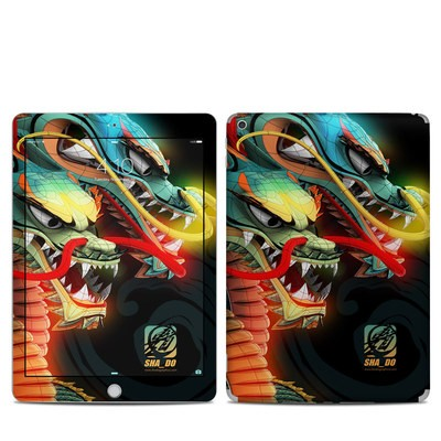 Apple iPad 5th Gen Skin - Dragons