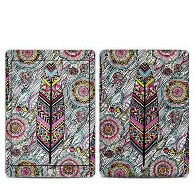 Apple iPad 5th Gen Skin - Dream Feather