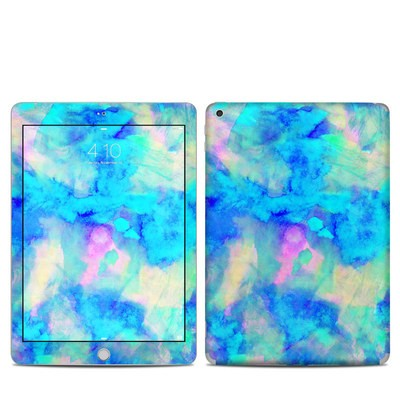 Apple iPad 5th Gen Skin - Electrify Ice Blue