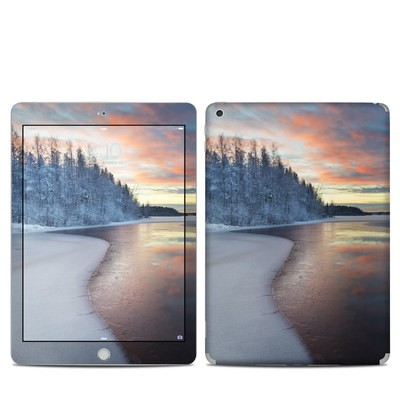 Apple iPad 5th Gen Skin - Evening Snow