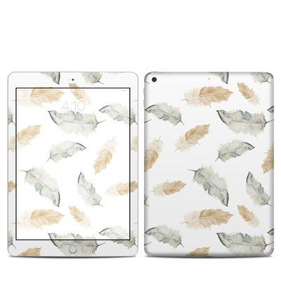 Apple iPad 5th Gen Skin - Feathers