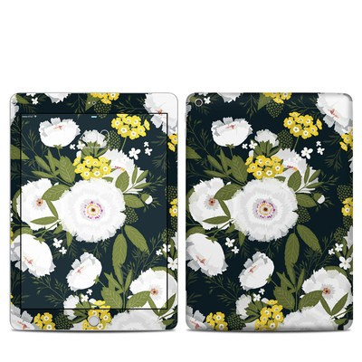Apple iPad 5th Gen Skin - Fleurette Night