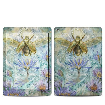 Apple iPad 5th Gen Skin - When Flowers Dream