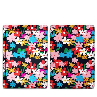 Apple iPad 5th Gen Skin - Flower Field