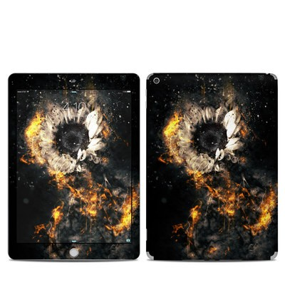 Apple iPad 5th Gen Skin - Flower Fury