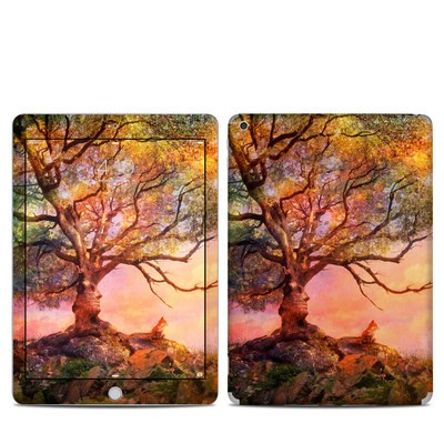 Apple iPad 5th Gen Skin - Fox Sunset