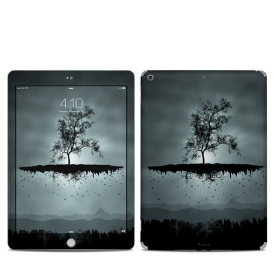 Apple iPad 5th Gen Skin - Flying Tree Black