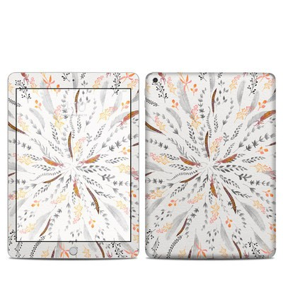 Apple iPad 5th Gen Skin - Feather Roll