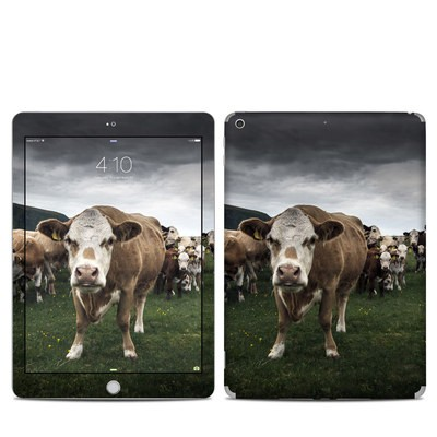 Apple iPad 5th Gen Skin - Herding
