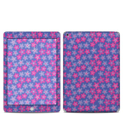 Apple iPad 5th Gen Skin - Hibiscus