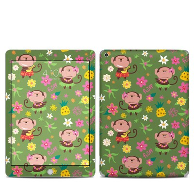 Apple iPad 5th Gen Skin - Hula Monkeys