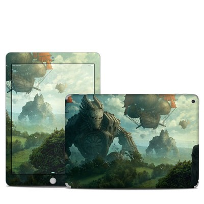 Apple iPad 5th Gen Skin - Invasion