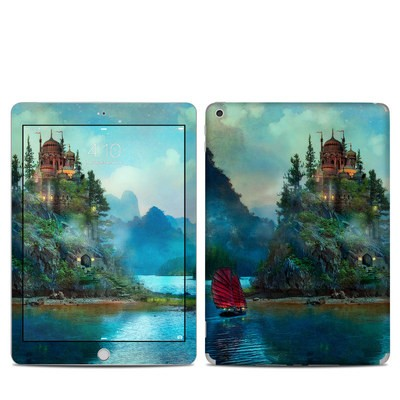 Apple iPad 5th Gen Skin - Journey's End