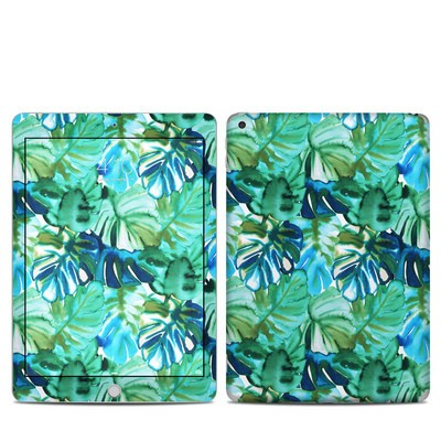 Apple iPad 5th Gen Skin - Jungle Palm