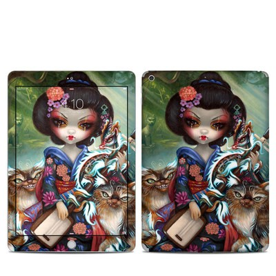 Apple iPad 5th Gen Skin - Kirin and Bakeneko