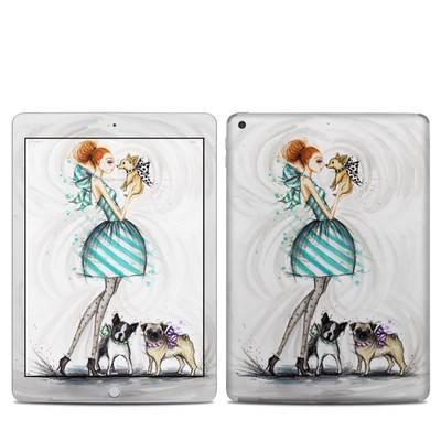 Apple iPad 5th Gen Skin - A Kiss for Dot