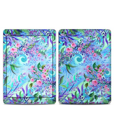 Apple iPad 5th Gen Skin - Lavender Flowers