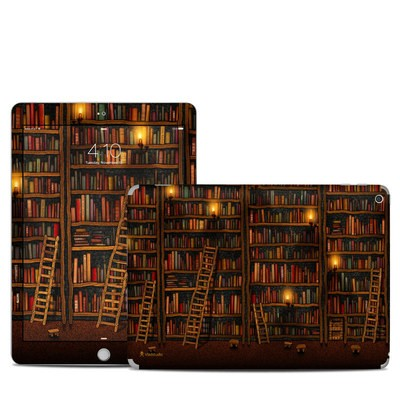 Apple iPad 5th Gen Skin - Library