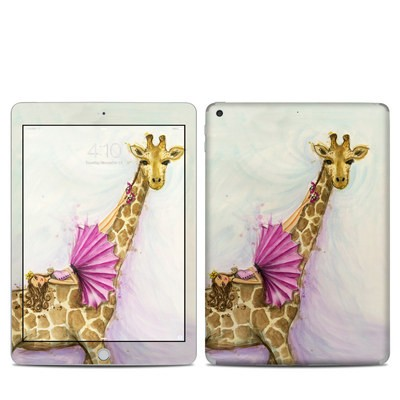 Apple iPad 5th Gen Skin - Lounge Giraffe