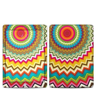 Apple iPad 5th Gen Skin - Mosaic Burst