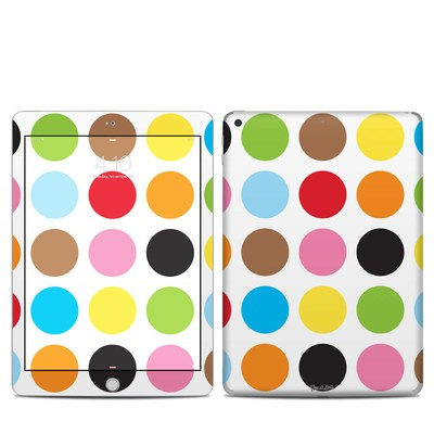 Apple iPad 5th Gen Skin - Multidot