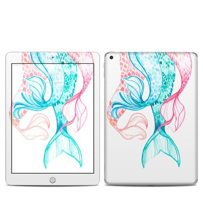 Apple iPad 5th Gen Skin - Mermaid Tails