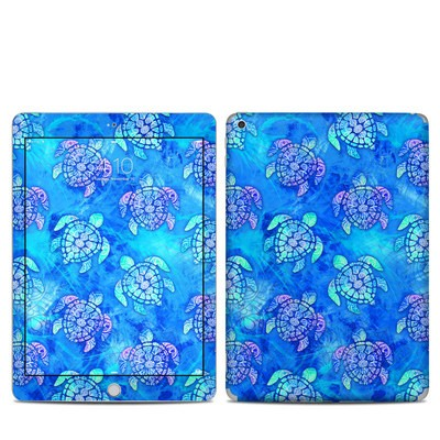 Apple iPad 5th Gen Skin - Mother Earth