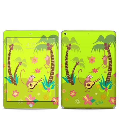 Apple iPad 5th Gen Skin - Monkey Melody