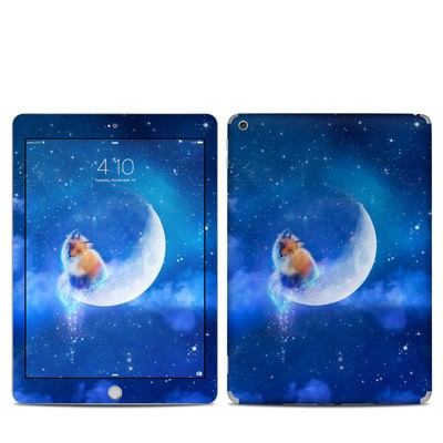 Apple iPad 5th Gen Skin - Moon Fox